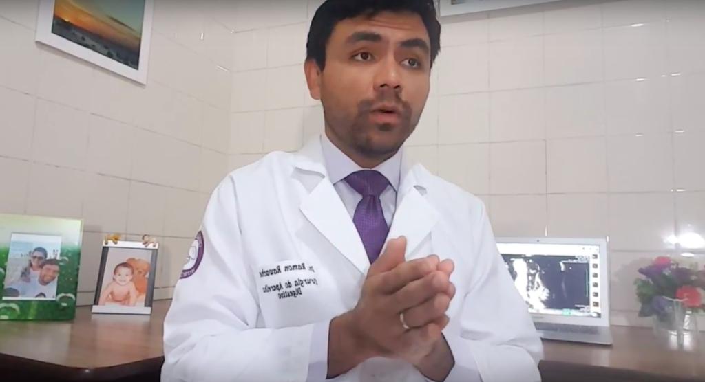 Dr Ramon Rawache - Câncer Gástrico