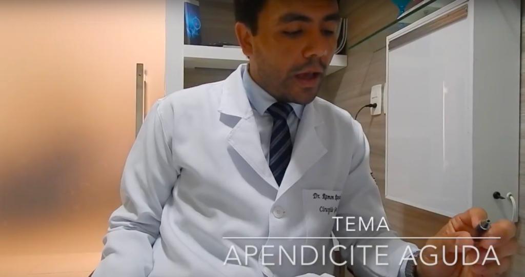 Dr Ramon Rawache - Apendicite aguda